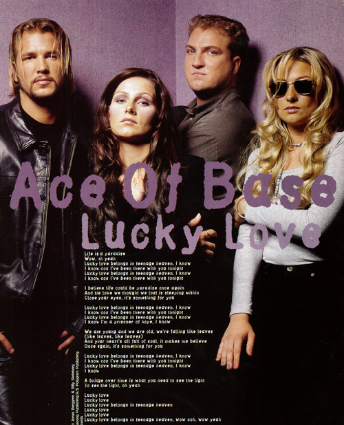 ACE OF BASE - Lucky Love (Hits)