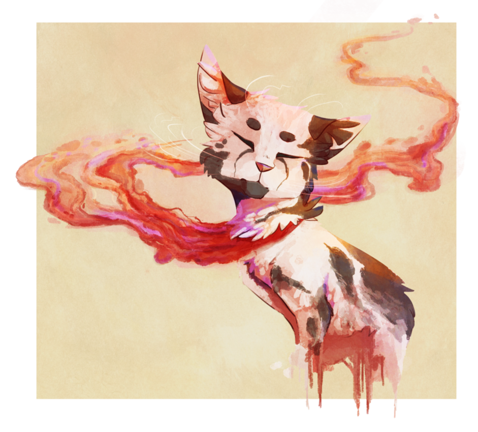 Nuage Agile - Swiftpaw - Warrior Cats Project