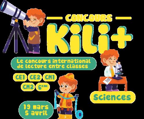 """Résultat de recherche d'images pour """"concours kili+"""""""