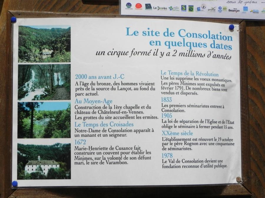 le site de Consolation-Maisonnette dans le Doubs (suite)