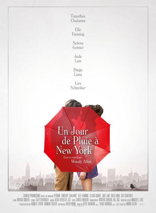 Découvrez la bande annonce d'Un jour de pluie à New york le nouveau film de Woody Allen avec Timothée Chalamet, Elle Fanning, Selena Gomez, Jude Law