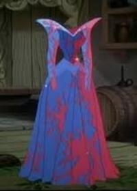 Rose ou bleu la robe de la Belle au bois dormant?