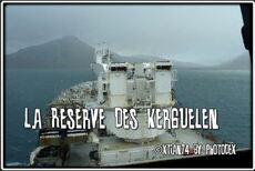 Montage audiovisuel sur la Réserve des Kerguelen de 13 minutes