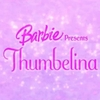 Logo Barbie presents Thumbelina