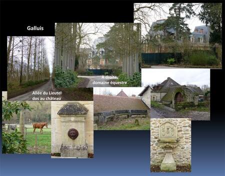 Le Lieutel est un ru qui prend sa source à Grosrouvre et se jette dans la Mauldre à Neauphle-le-Vieux en passant par la Queue-lez-Yvelines et Vicq