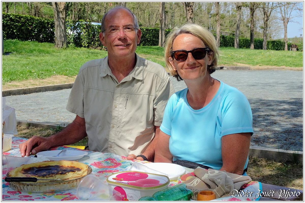 Pique-nique à Chantonnay (85)