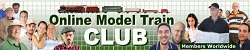 Online Model Train Club Website