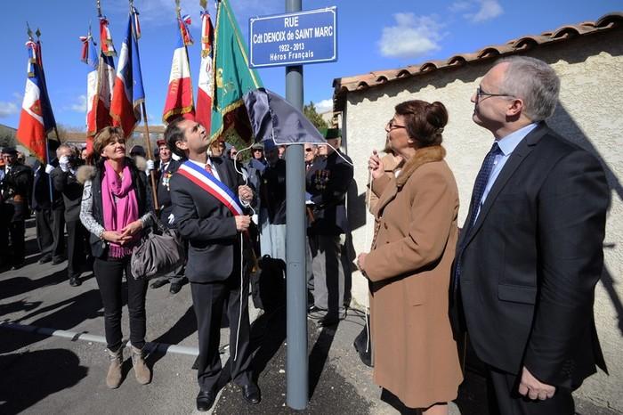Une plaque commémorant le cessez-le-feu en Algérie a été dérobée à Sedan