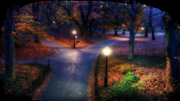 Paysage d'automne 3