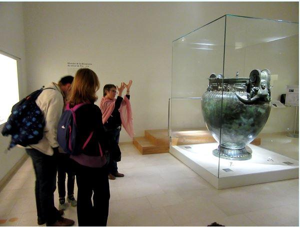 Profitez des vacances pour visiter le Musée du Pays Châtillonnais-Trésor de Vix !