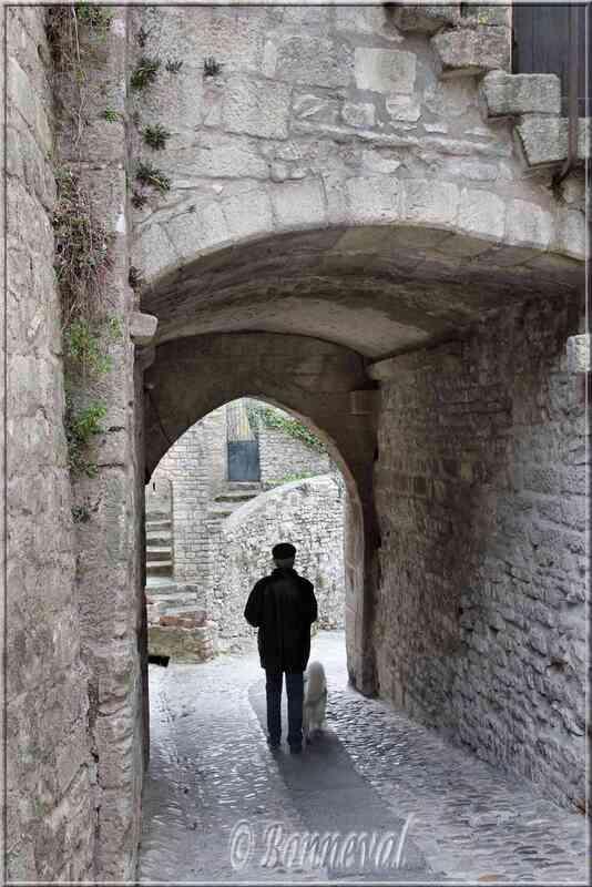 Vaison-la-Romaine Vaucluse la Porte Vieille