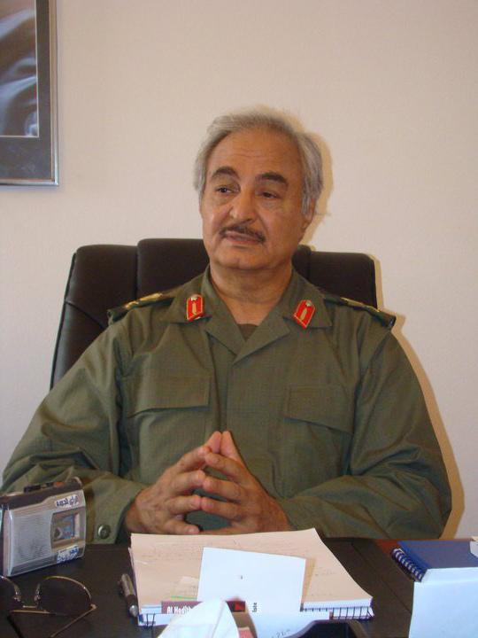 Libye, l'incontournable général Haftar JEU TROUBLE DE LA FRANCE, DE L'ÉGYPTE ET DES OCCIDENTAUX