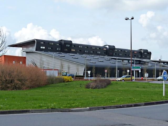 Technopole de Metz 23 12 04 2010