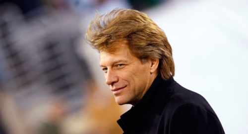 "jon bon jovi video ""air force one"" le 4 juin 2012"