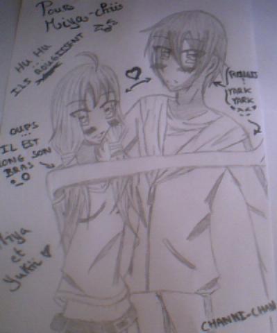 Miya et Yukii (1)