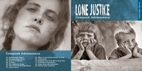 Naissance d'une groupe: Lone Justice - Cowpunk Adolescence (1984)