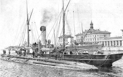 """La seconde vie du sous-marin """"Pluviôse"""" basé à Calais"""