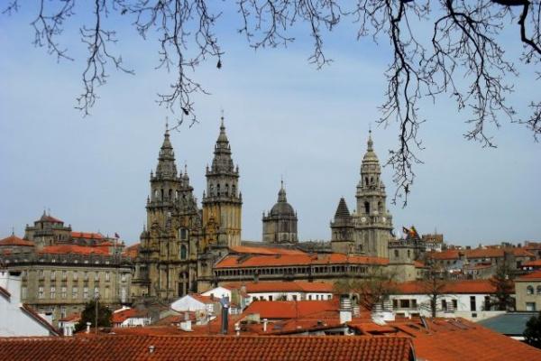 Santiago de Compostela ( Saint-Jacques de Compostelle )
