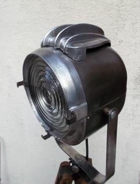 Projecteur Lita O'range metalic 4