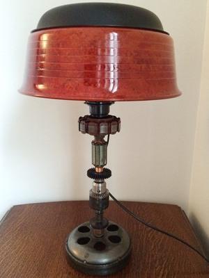 La lampe XXX