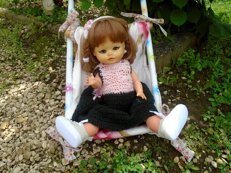 Petite chaise pour Rosalie