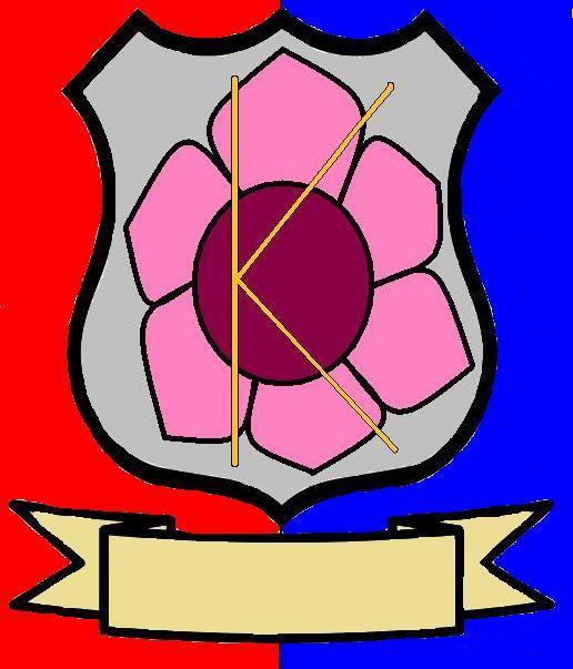 Emblème du lycée et le véritable visage de KG et sa bande
