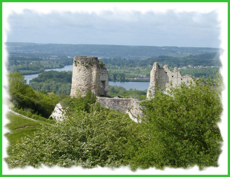 Château - Gaillard ( 27 Eure )
