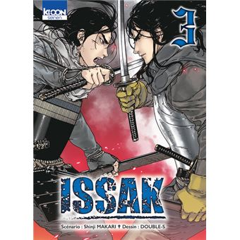 Manga - Issak, tome 3