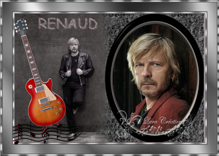 "Renaud ""Toujours debout"""
