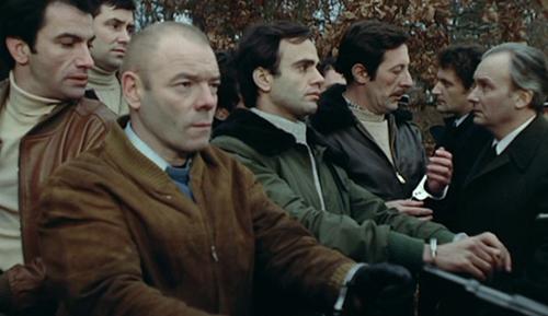 Le complot, René Gainville, 1973