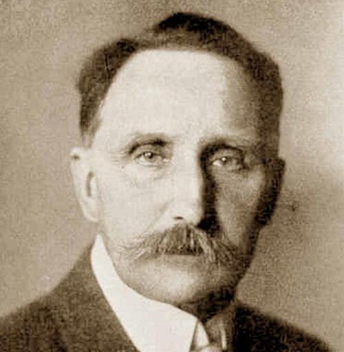 Karl Haushofer, le théoricien