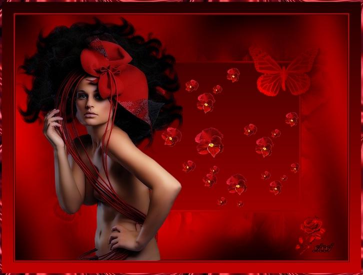 * En Rouge *