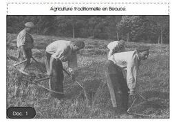 Produire en France (un espace agricole)