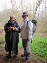 La randonnée du 26 janvier à Fleury-sur-Orne