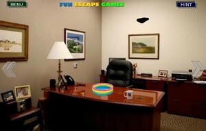 Jouer à Virtual office room escape