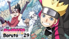 Boruto : Naruto Next Generations 29