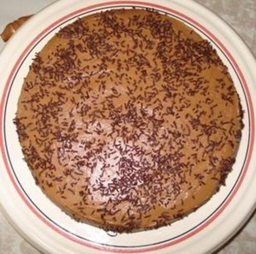 """Gâteau """" moka """" ..."""