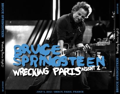 La Saga de Springsteen - épisode 38 - Wrecking Ball