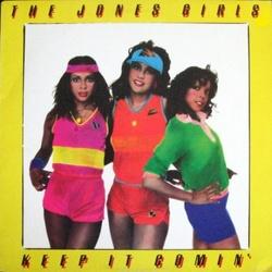 The Jones Girls - Keep It Comin' - Complete LP