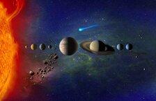 L'origine du système solaire | ECHOSCIENCES - Grenoble