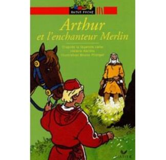 Arthur et l'enchanteur Merlin (tapuscrit et questionnaire)