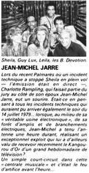 14 mai 1980 / PALMARES 80