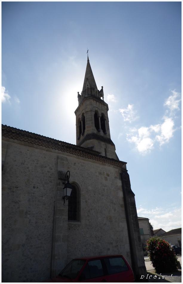 Restes de photos petite église