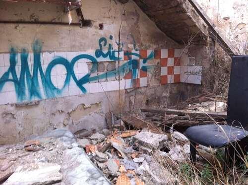 Vomis autoroutier aux portes de Marseille