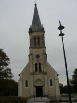 L'église saint Nicaise