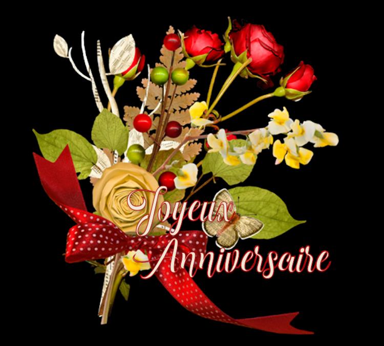 Joyeux anniversaire Maryse