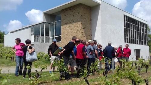 Mardi 21 mai: Musée du Vignoble Nantais au PALLET