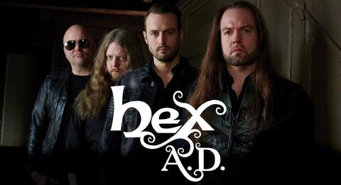 HEX A.D. - Détails et extrait du nouvel album Netherworld Thriumphant