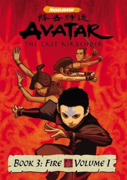 Avatar Le dernier maître de l'air : Livre 3