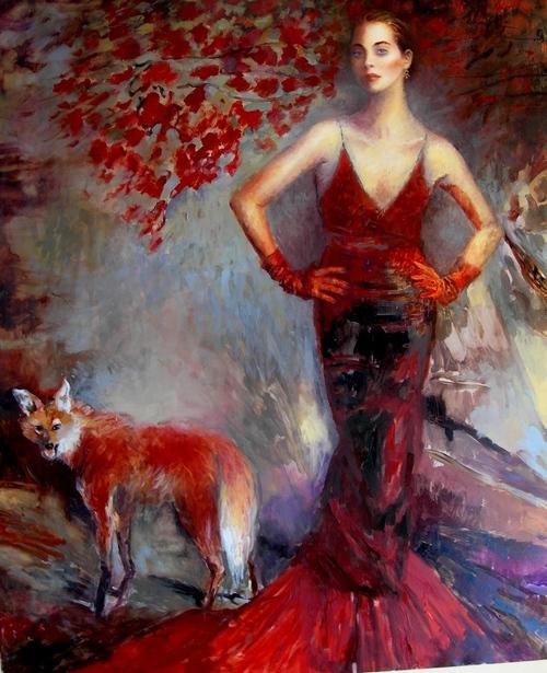 joanna zjawinska ~ fantasy painter